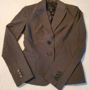 Limited gray suit jacket